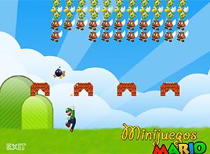 Luigi Invaders