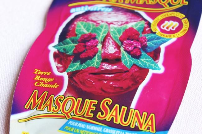Montagne Jeunesse: Sauna masque (Sauna face mask).Montagne Jeunesse sauna maska za lice.Montagne Jeunesse face masks.Montagne Jeunesse maske za lice.