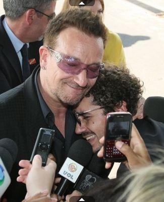 CQC Bono Vox U2