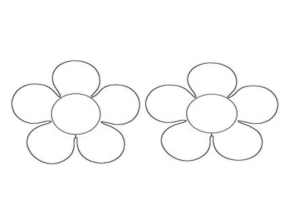 Plantillas de flores para imprimir claveles en papel - Papel para dibujar ...