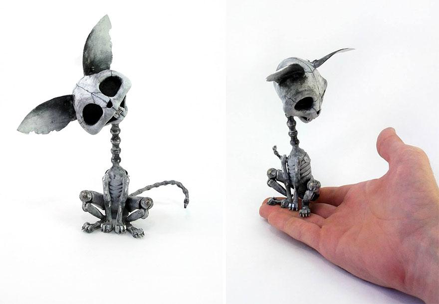 cat-gatto-steampunk-animal-sculptures-igor-verniy-13
