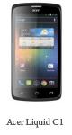 Spesifikasi dan Harga Acer Liquid C1