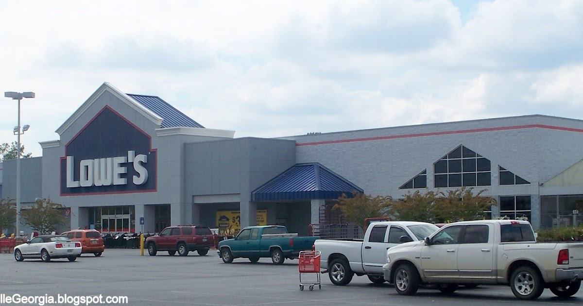 Lowes Food Thomasville