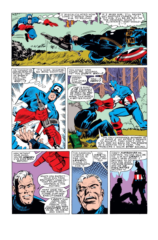 Captain America (1968) Issue #320 #248 - English 22