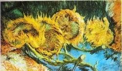 Quatro girassóis - 1887