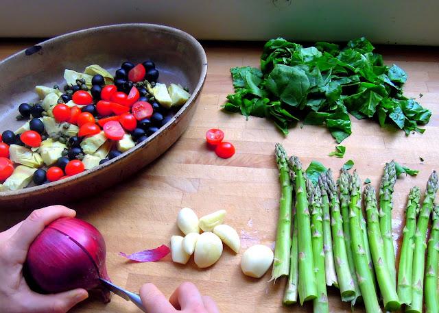mediterranean recipe