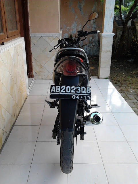 Jual Satria FU Jogja