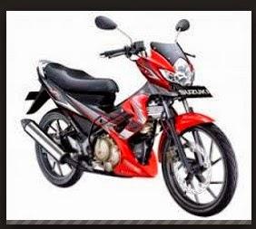 Korek Harian Suzuki Satria FU