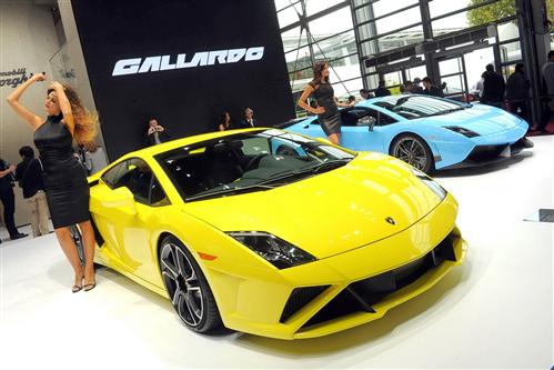 Lamborghini Gallardo LP560 4 Facelift