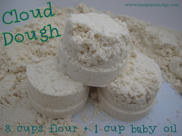 Cloud Dough