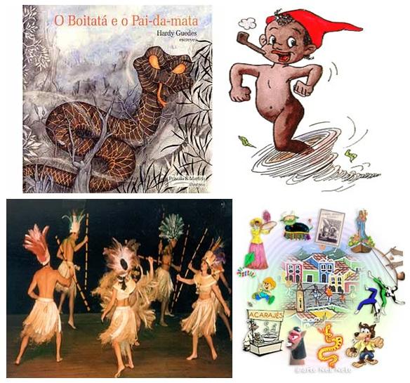 Artesanato Folclore Da Região Sudeste ~ Educaç u00e3o Solidária Projeto O Folclore Brasileiro