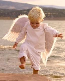 Criança Espiritual, Felicidade, Anjo