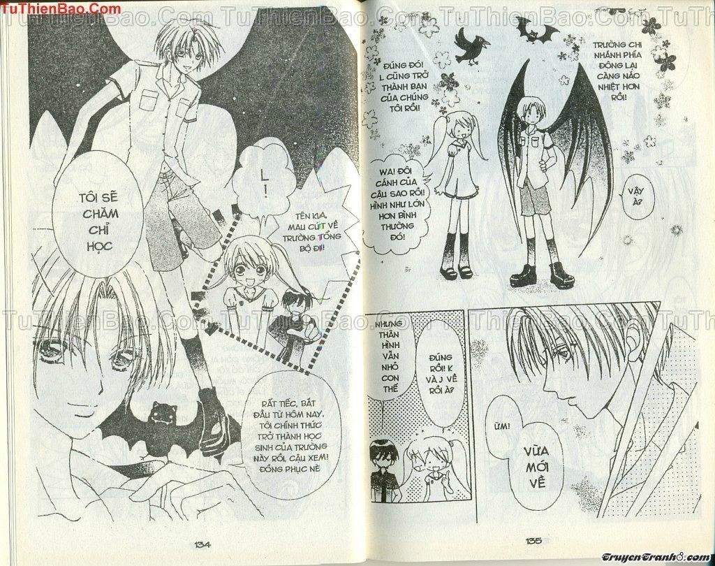 Quái Vật đáng Yêu - Love Monster Chap 42 Trang 17