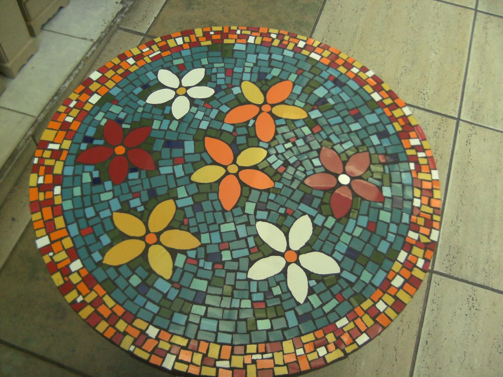 Artesanias lina mayo 2012 - Mosaico de madera ...