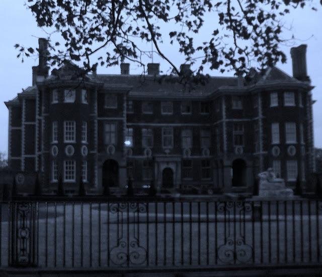 Haunted Ham House London