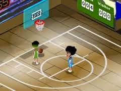 2 Kişilik Basketbol 1 e 1