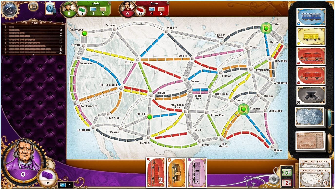 One Guy, Too Many Games: Ticket To Ride PC: Review Map Multiple Routes on map multiple sites, map multiple destinations, map multiple stops, map multiple addresses,