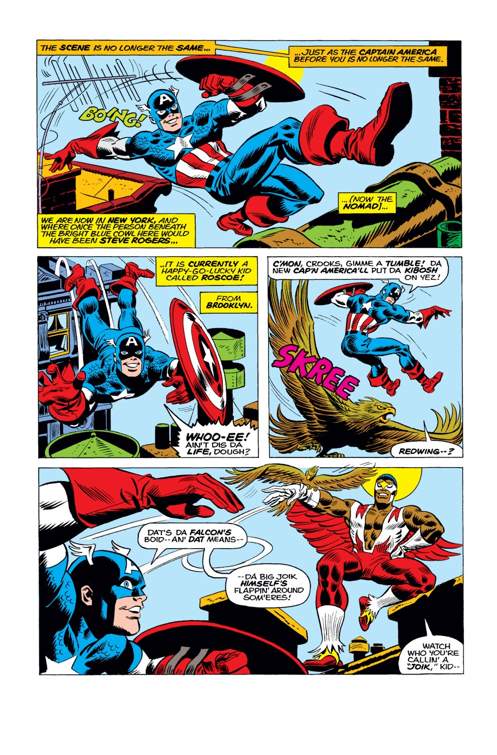 Captain America (1968) Issue #182 #96 - English 13