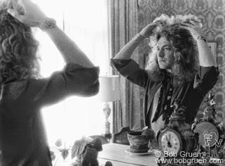 Robert Plant 1976