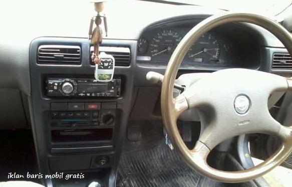Dijual - Nissan sentra 1991, Iklan baris mobil gratis