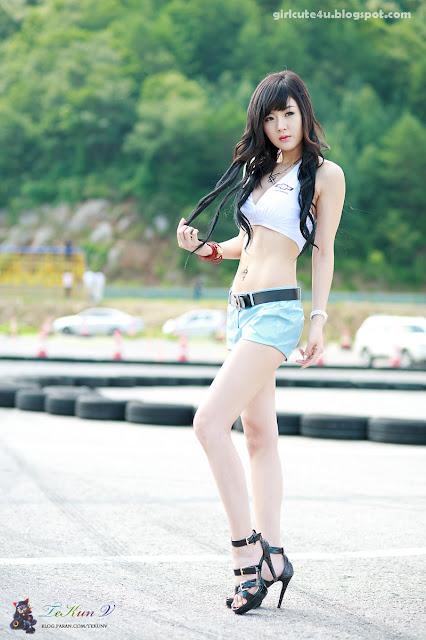 8 Hwang Mi Hee and Hwang Mi Hee-very cute asian girl-girlcute4u.blogspot.com