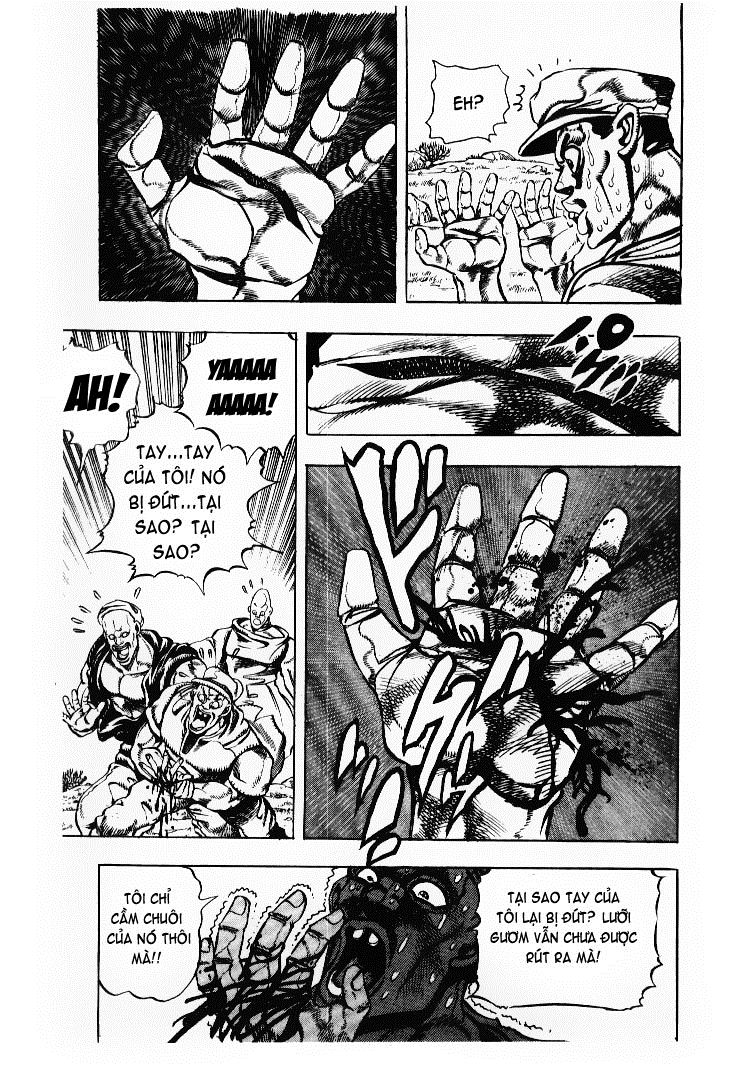 JoJo Bizarre Adventure trang 6