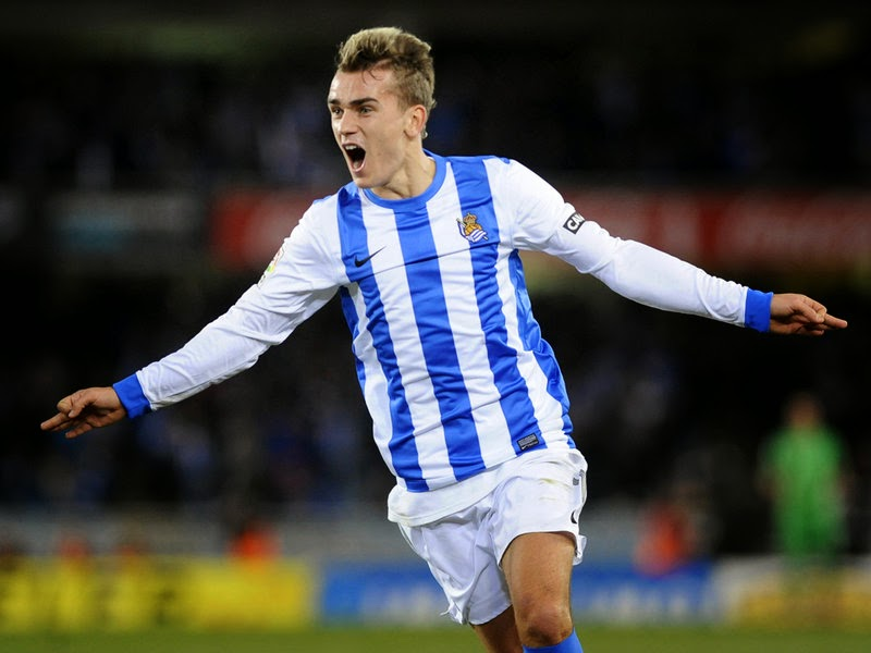 124526452 the football blog  why antoine griezmann can fill ribery s world cup