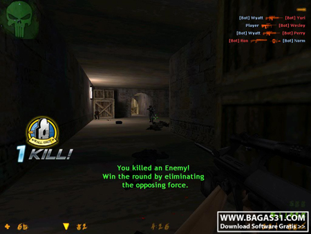 Counter Strike Extreme 2010 + Serial 3
