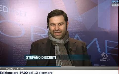 Stefano Discreti a ITALIA2