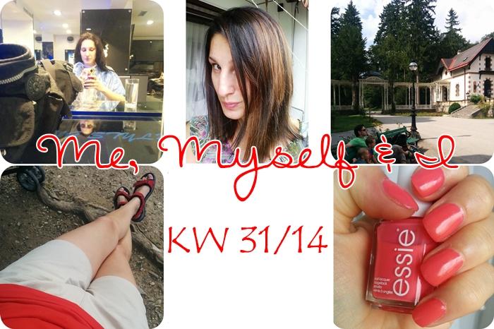 Me, Myself & I - KW 31/14