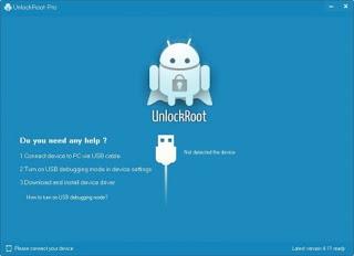 Cara Mudah Root Semua Type Android Dengan UnlockRoot