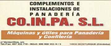 MAQUINARIA PARA PANADERIAS