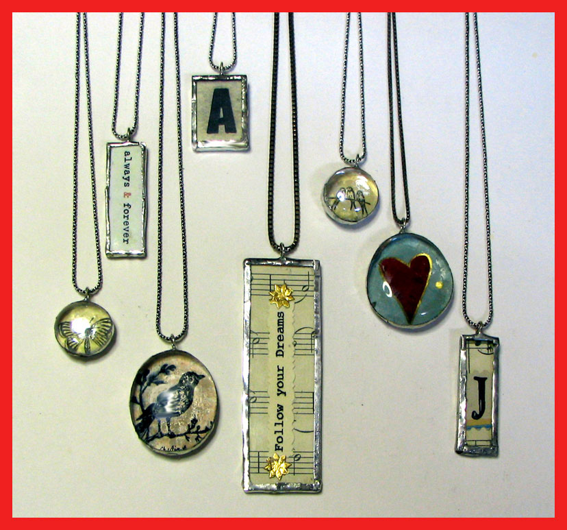 Made in america from vintages of los gatos silver solder jewelry silver solder jewelry handmade by susan aloadofball Image collections
