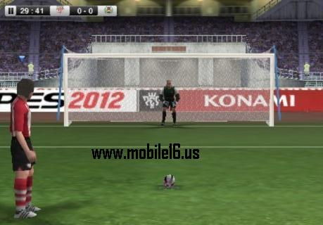 APK PES 2012 HD Android.