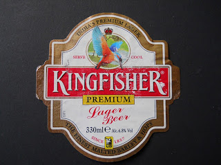 indian beer kingfisher
