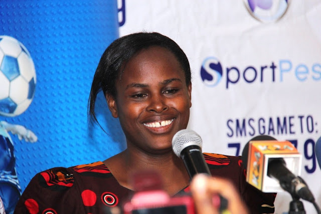 Elimah Khanaitsa, A Mother Of Two Wins Shs22 Million Of The Much Coveted Sportpesa Jackpot!