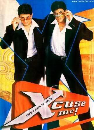 Xcuse Me 2003 Hindi DVDRip 400mb