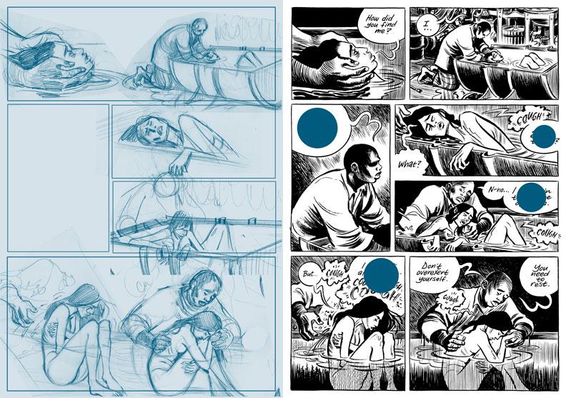 Creando Comics: Un Viaje por la Narrativa Visual: Hablemos un poco ...