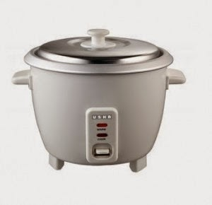 Shooclues: Buy Usha MC 2865 1.8-Litre 650-Watt Rice Cooker + Rs. 28 Clue Bucks at Rs. 1380