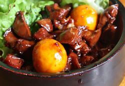 Kofu Tori Motsuni 甲府鶏もつ煮