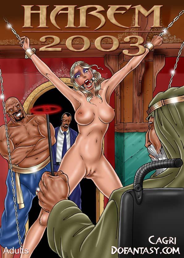 порно комиксы гарем