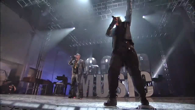 Kanye west jay z h a m vevo presents g o o d music