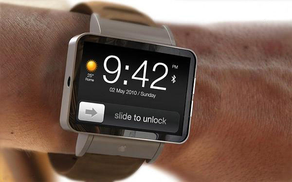 iPhone Watch with Bluetooth
