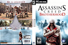 Assassin's Creed BrotherHood 1DVD RM10