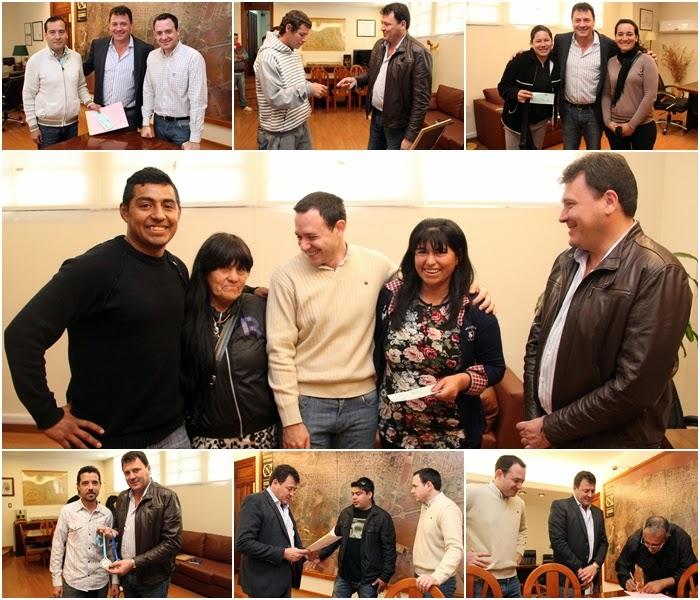 El municipio otorgó casi 100.000 pesos en ayuda a instituciones