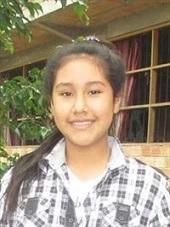 Jhojaira - Peru (PE-538), Age 13