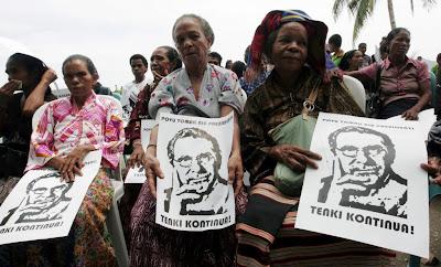 Timor-Leste: PRESIDENTE PEDE ELEIÇÕES TRANQUILAS E TRANSPARENTES