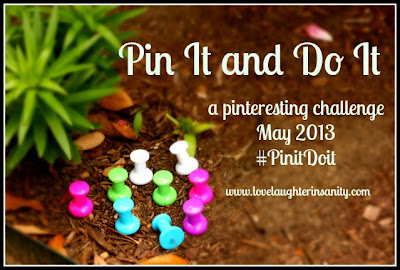 Pin it and Do It: A Pinteresting Challenge – May Sign-ups
