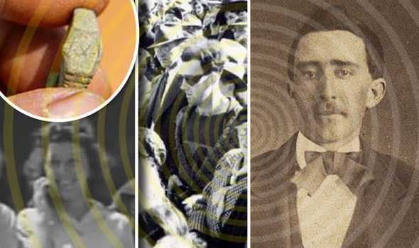 The Staggering Photos thought to 'Prove time travel Exists'