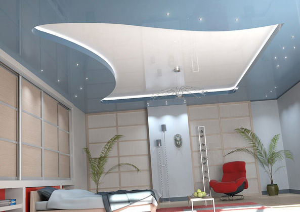 stretch ceilings architects
